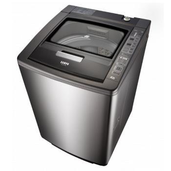 【SAMPO聲寶】15KG好取式變頻PICO PURE除菌洗衣機ES-ED15PS(不銹鋼S1)