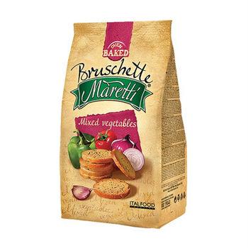 瑪樂緹法式麵包脆片(綜合蔬菜)70g×14包