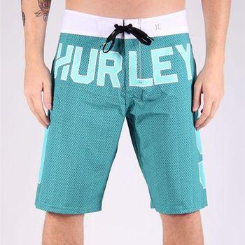 Hurley STADIUM 海灘褲 - 男(藍)