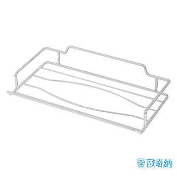 OHKINA隨手貼系列_多功能面紙盒衛生紙置物架(配件)