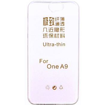 【KooPin力宏】HTC One A9 極薄隱形保護套/清水套