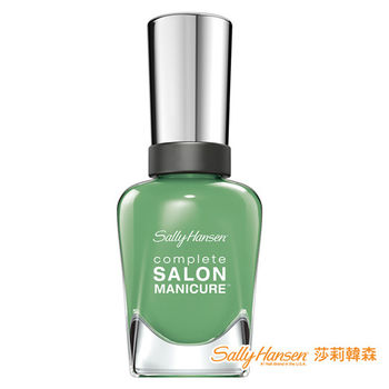 《莎莉韓森》頂級沙龍指甲油 (671清爽綠薄荷)(14.7ml/瓶)