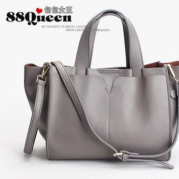 【88Queen❤包包女王】真皮★時尚多用途子母包-多色可選