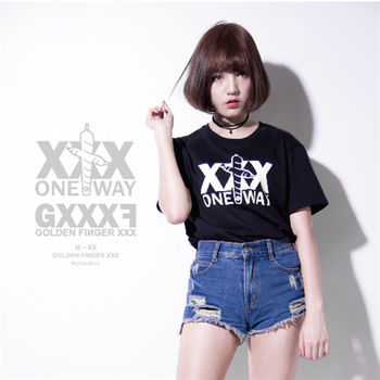GXXXF CROSS JOINT ONE WAY TEE
