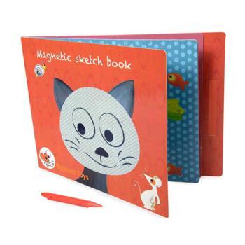 【孩子國】Egmont Toys-Magnetic sketch book