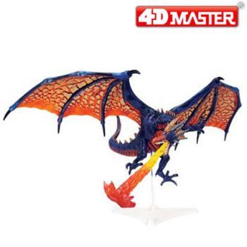 【4D MASTER】恐龍模型系列-噴火龍 26844
