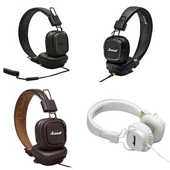 【Marshall】MAJOR II 全新進化 頭戴耳罩式耳機