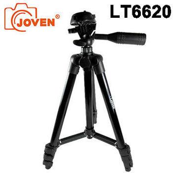 JOVEN LT6620 鋁合金 輕便三腳架 (展開約103公分) 附腳架套