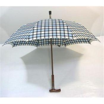 【樂齡網】三段調高傘(花色隨機出貨)