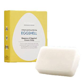 後菜鳥的燦爛時代 DR.DOUXI 卵殼精萃乳霜皂/美美美容皂100g