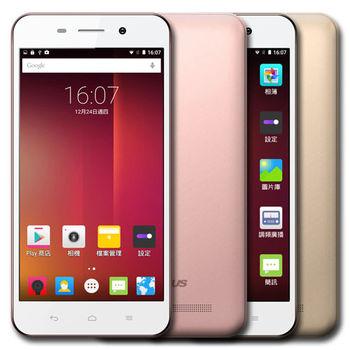 G-PLUS TS550 plus 4G雙卡四核時尚智慧型手機