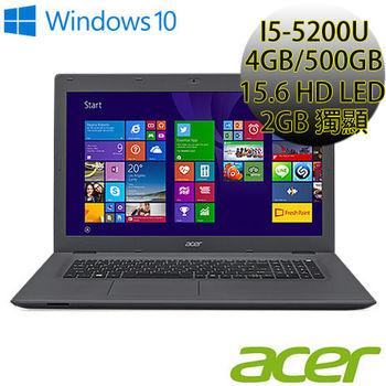 Acer 宏碁 E5-573G-5322 15.6吋 i5-5200U 獨顯NV940 4GB 500GB Win10戰鬥機種