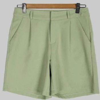 [協賀]高腰寬鬆女款休閒褲