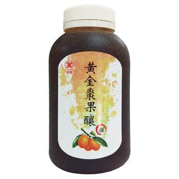宜蘭名產黃金棗果釀熱銷(500gx5入)