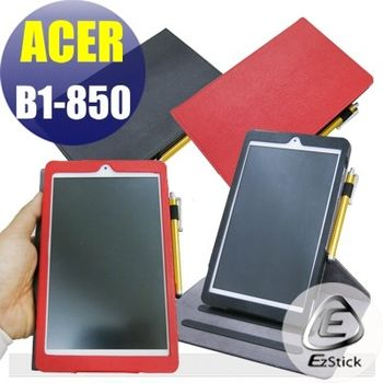 【EZstick】ACER Iconia One 8 B1-850 平板專用皮套 (旋轉款式)