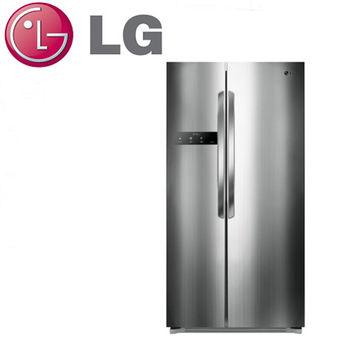 好禮送【LG樂金】815L變頻對開冰箱GR-BL78SV