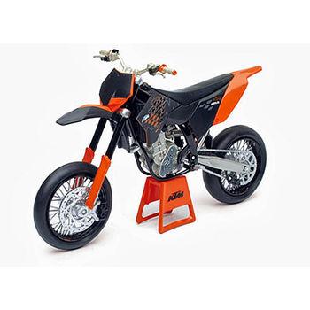 【JOYCITY】1:12 重型機車模型系列-KTM越野賽車版(橘色) 601401