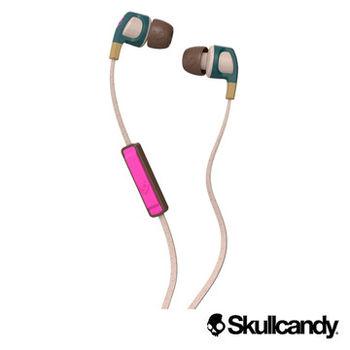 Skullcandy 骷髏糖 SB2 入耳式耳機-咖啡色(公司貨)