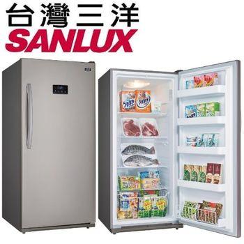 台灣三洋 SANLUX【SCR-390A】390公升單門直立式冷凍櫃