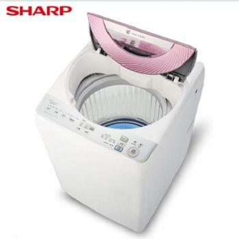 SHARP 夏普 10公斤不銹鋼無孔槽洗衣機 ES-ASD10T