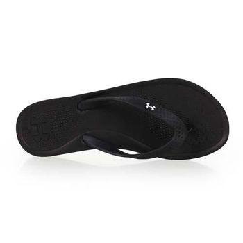 【UNDER ARMOUR】UA SANDAL BOLT T女拖鞋-涼鞋 黑白