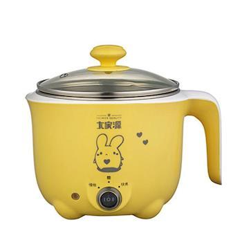 【大家源】內膽304不鏽鋼雙層防燙美食鍋TCY-2740Y