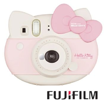 【Fujifilm 富士原廠】 instax mini HELLO KITTY 拍立得