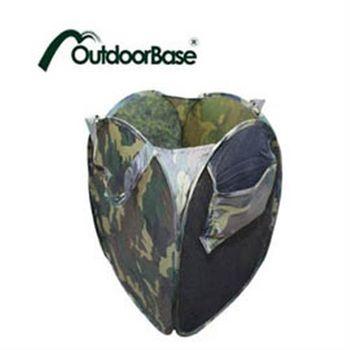 【Outdoorbase】多功能折疊置物網_41893