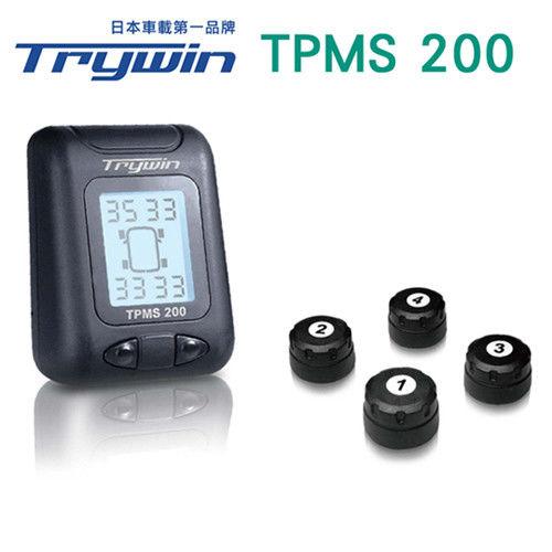 Trywin TPMS 200 無線胎外式胎壓偵測器