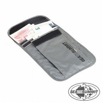SEATOSUMMIT RFID旅行安全頸掛式證件袋(3隔層)(灰色)