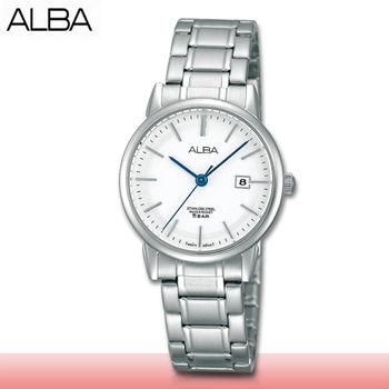【SEIKO 精工 ALBA 系列】送禮首選_石英女錶_鏡面2.4公分(AH7D01X1)