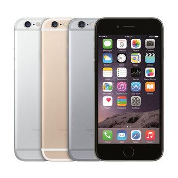 【福利品】APPLE  IPHONE 6 64G 智慧型手機 -送清水套+玻璃保護貼
