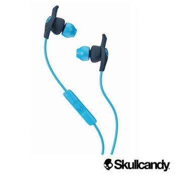 美國Skullcandy骷髏糖 XTP 運動型入耳式耳機-海軍藍色(公司貨)