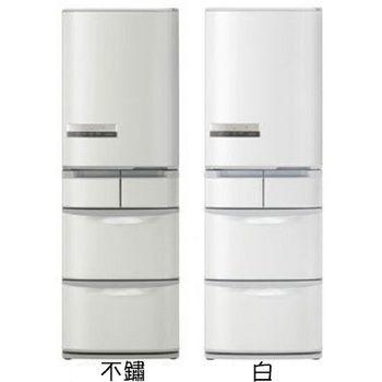 好禮送【HITACHI日立】420L日製五門變頻右開智慧控制冰箱RS42EMJ(不鏽SH)