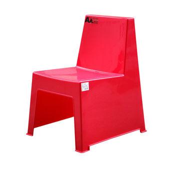 大AA椅 塑膠椅 兒童椅 夜市椅(4色可選)