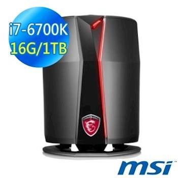 MSI 微星 Vortex G65-023 潮牌電競 i7-6700 16G 1TB 獨顯GTX960 3G 桌上型電腦