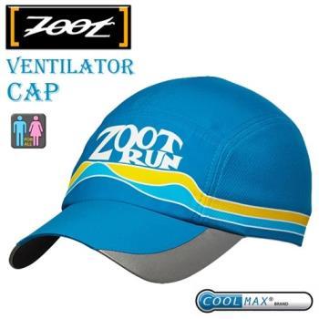 ZOOT 反光型運動跑帽(雅藍)