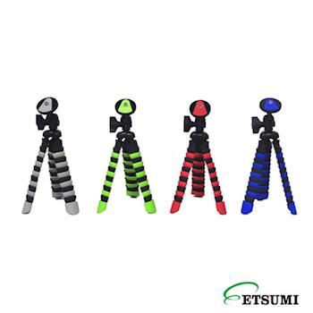 ETSUMI 相機/手機 魔術腳架 (E2088+手機夾)