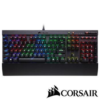 CORSAIR K70 LUX RGB機械電競鍵盤-紅軸中文