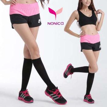 【Nonica諾妮卡】助機能#360D 銀纖維機能健康中統棉襪(抑菌除臭)★黑色★M,L