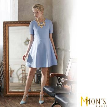 MON'S精品純棉緹花洋裝
