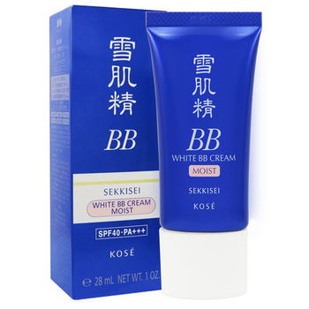 KOSE雪肌精潤白保濕BB霜(明亮色)SPF40.PA+++ 30g#01