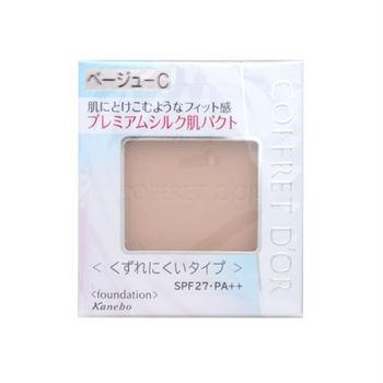 KANEBO 佳麗寶 完美絲柔粉餅SPF27 PA++(10g)#BE-C(短效)