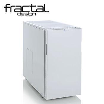 【Fractal Design】Define R5 靜音機殼 側版開窗 (極光白)
