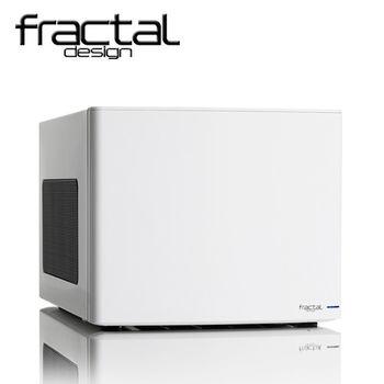 【Fractal Design】Node 304 多媒體/HTPC 機殼 (極光白)
