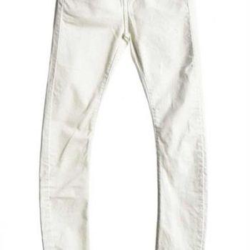 OneTeaspoon MOLESKIN WHT HOODLUM 牛仔褲-HOODLUMS OTS - 女(白)