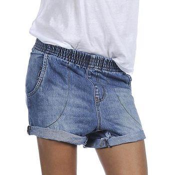 OneTeaspoon FORD HUNTERS 牛仔短褲 OTS - 女(藍)