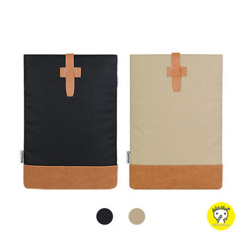 Dido shop Cartinoe 卡提諾 13吋 清風系列避震袋 時尚簡約 電腦包 筆電包 (CL162)