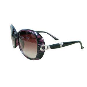 [Chimon Ritz]  心戀心UV400太陽眼鏡-紫斑