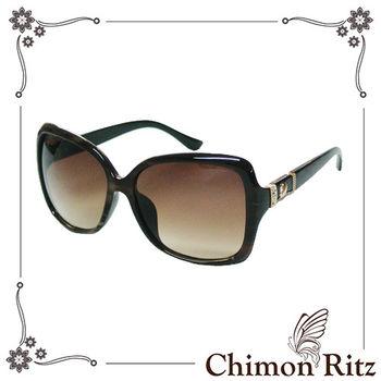 [Chimon Ritz]  閃耀風華偏光UV400太陽眼鏡-琥珀